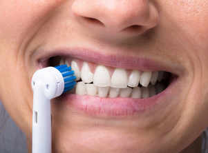 Electric toothbrush improved my brushing