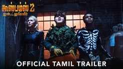 Goosebumps 2: Haunted Halloween - Official Tamil Trailer