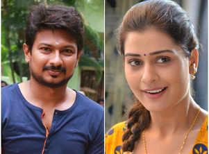 Udhayanidhi to romance Payal Rajput in 'Angel'