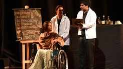 The tale of time travel leaves audience mesmerised in Jaipur