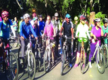 Mayor: Rs 20 crore will be earmarked for cycling infrastructure in future