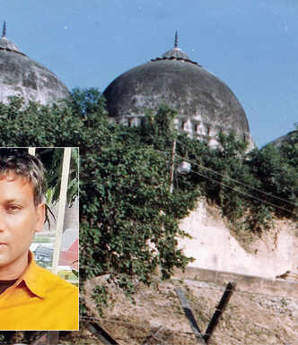 The man fighting for Ayodhya's Buddhist past