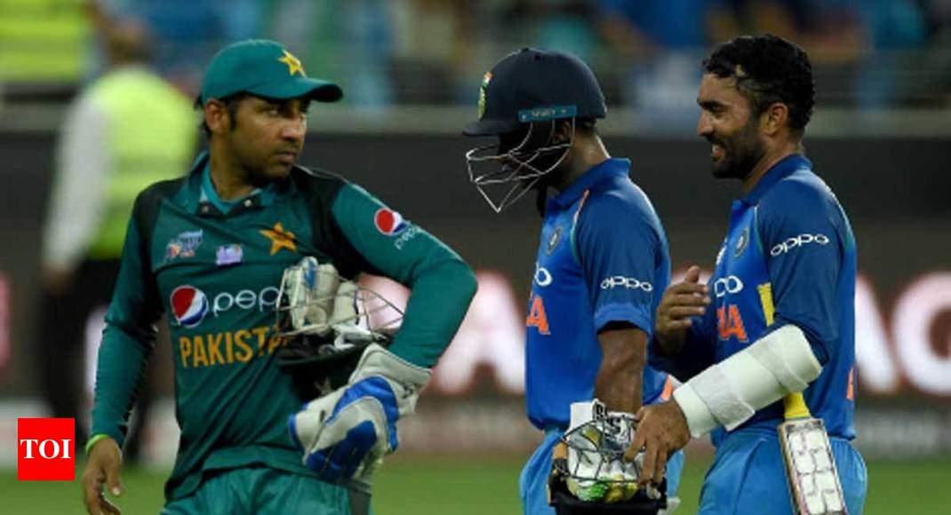 Cricket news india pakistan live