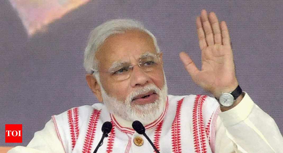 PM Modi launches Ayushman Bharat health scheme: All you need to know - Times of India ?