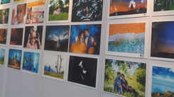 Photo exhibition at Coimbatore Videographers and Photographers association expo