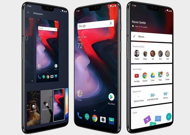 Image result for OnePlus 6T pic