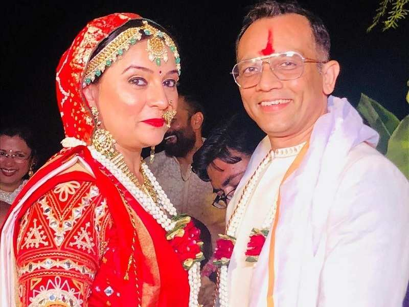 'Baa Bahoo Aur Baby' fame Suchita Trivedi gets married; shares a beautiful message for her husband post wedding