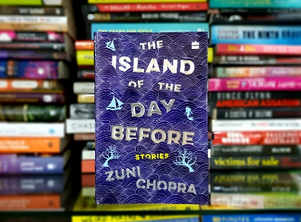 Micro review: The Island of the Day Before