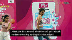Koyal Rana, Femina Miss India 2014 judged the introductory round of Times Fresh Face