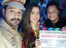 Amrapali Dubey has bagged herself a role in 'Saiyyan Thaanedaar' opposite Ritesh Pandey