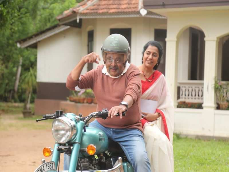 'Ambareesh liked the title, but warned us that his fans might get upset'