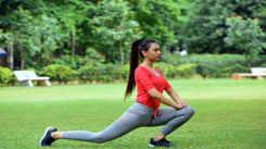 D-town actress Alisha Prajapati shares her fitness mantra for Navratri