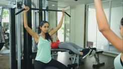 Gujarati actress Tarika Tripathi shares her fitness mantra for this Navratri