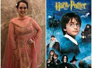 Yuvraj Singh's wife Hazel Keech has worked in three Harry Potter movies