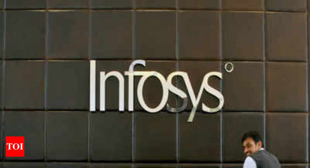 Infosys Wins 700 Million Contract From Verizon Times Of India