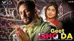 Latest Punjabi Song Geet Ishq Da Sung By Jazdeep Ft. Komal Jha