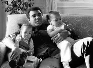 Muhammad Ali's memoir by daughter