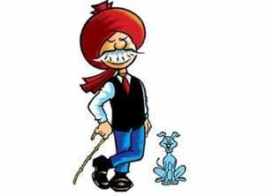 Animated series on Chacha Chaudhary