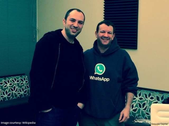 Here's why WhatsApp's co-founder 'clashed' with Mark Zuckerberg