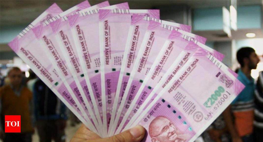 indian rupee rupee up by 22 paise against us dollar times of india
