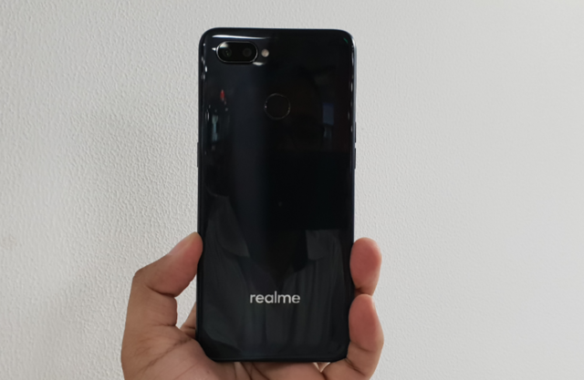 realme c1: Realme C1 with notch display, dual camera, big battery