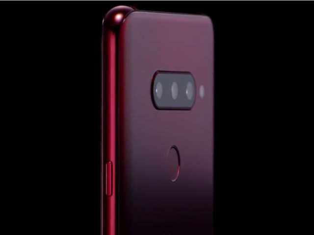LG V40 ThinQ with penta cameras teased in official video