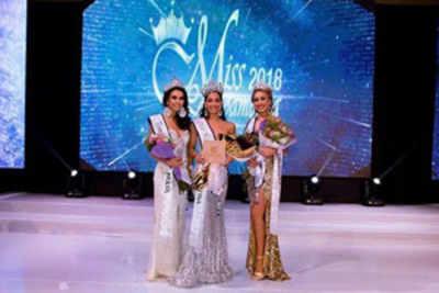 Stephanie Miranda crowned Miss Latino America 2018
