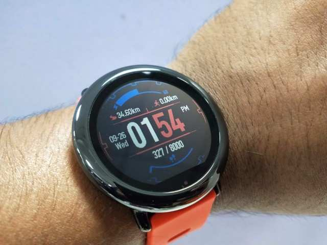 Amazfit Pace Review: Amazfit Pace Review & Rating - Gadgets Now