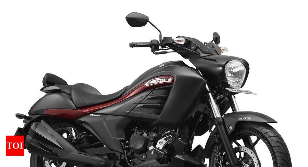 Suzuki Intruder 150 Special Edition Launched At Rs 1 Lakh Times Of
