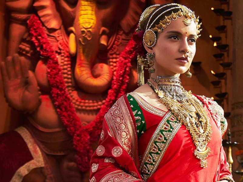 Kangana Ranaut in 'Manikarnika: The Queen Of Jhansi'