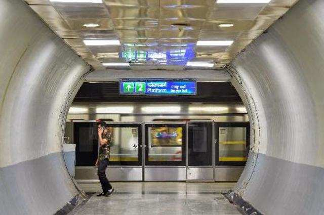 Here's how to recharge Delhi Metro smart card with PhonePe