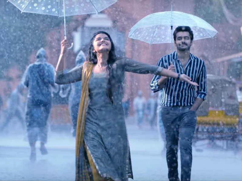Ram Pothineni and Anupama Parameswaran's 'My World is Flying' from 'Hello Guru Prema Kosame' rakes in more than 2M views