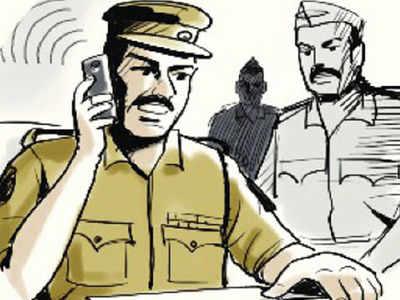 SDPO abused, thrashed me: SHO | Patna News - Times of India