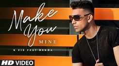 Latest English Song Make You Mine Sung By K Zie and Feat. Rekha
