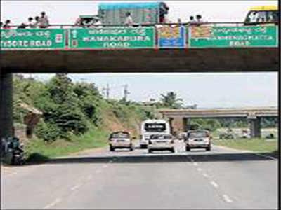 Peripheral Ring Road project: Bangalore Development