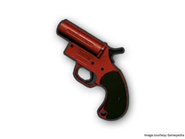 What Is A Flare Gun In Pubg How To Use It And Pro Tips Gaming