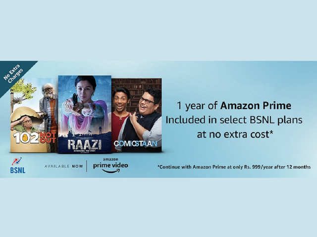 Does amazon prime video cost extra