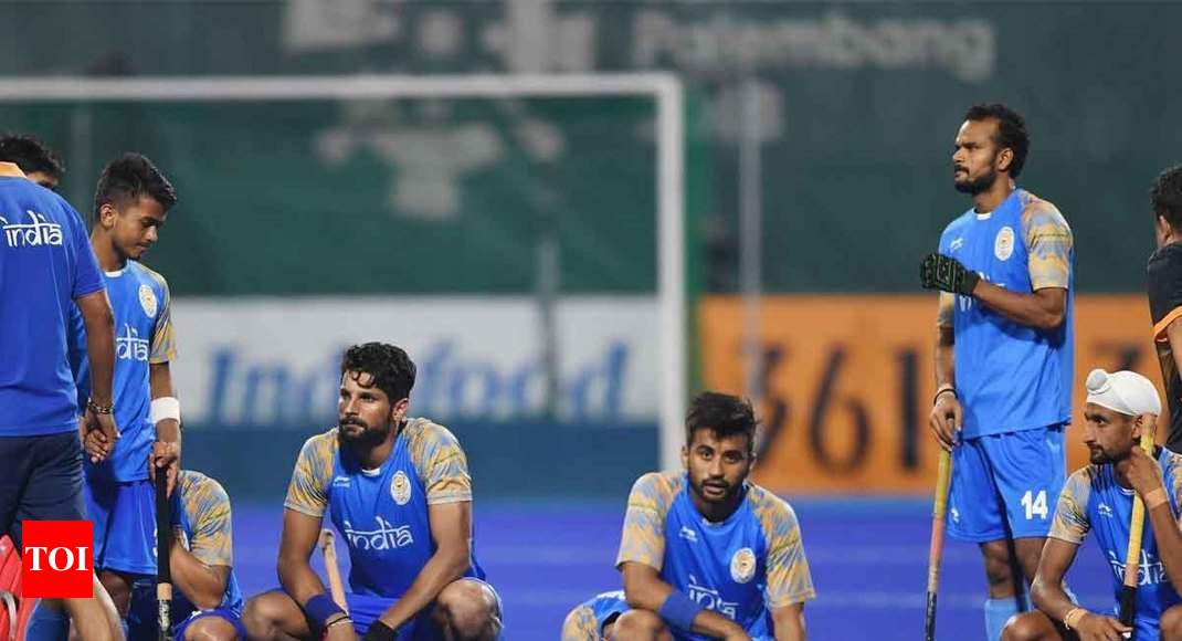 Senior India Hockey Players Put On Notice After Asian Games Failure