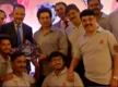 Times Cricket Shield: Sachin Tendulkar attends 88th annual awards