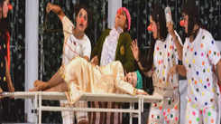 Students of IIS University stage their annual play 'Phool and Fools'