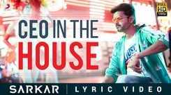 Sarkar   Song - CEO In The House (Lyrical)