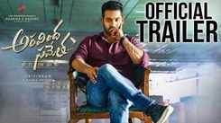 Aravindha Sametha - Official Trailer