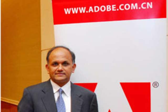 Adobe Chief Executive Officer Shantanu Narayen