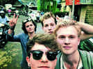 It's Bollywood calling for The Vamps once again!