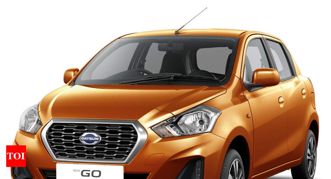 Datsun: New Datsun Go and Go+ get more safety, features ...
