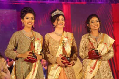 Jannatul Ferdous Oishee crowned Miss World Bangladesh 2018