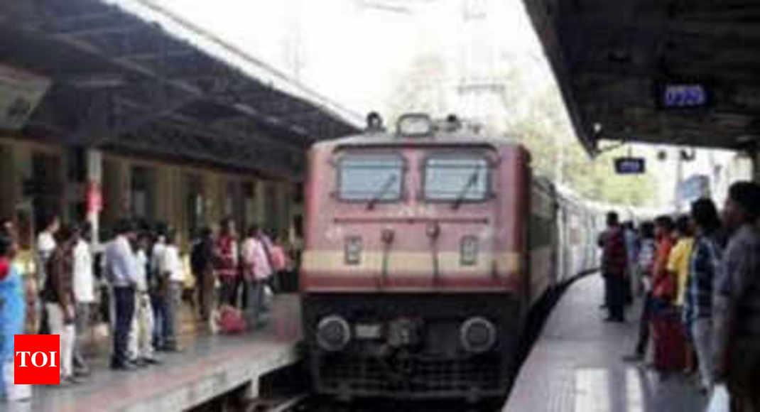 Southern Railway announces Diwali special trains   Chennai News