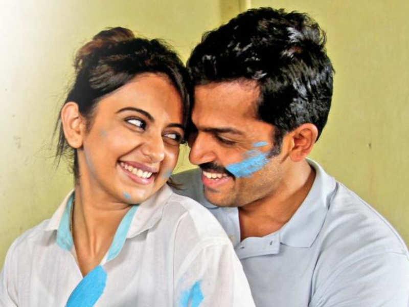 Rakul Preet wraps up shooting for Karthi's 'Dev'