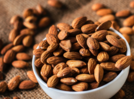 What is the best way to have almonds?