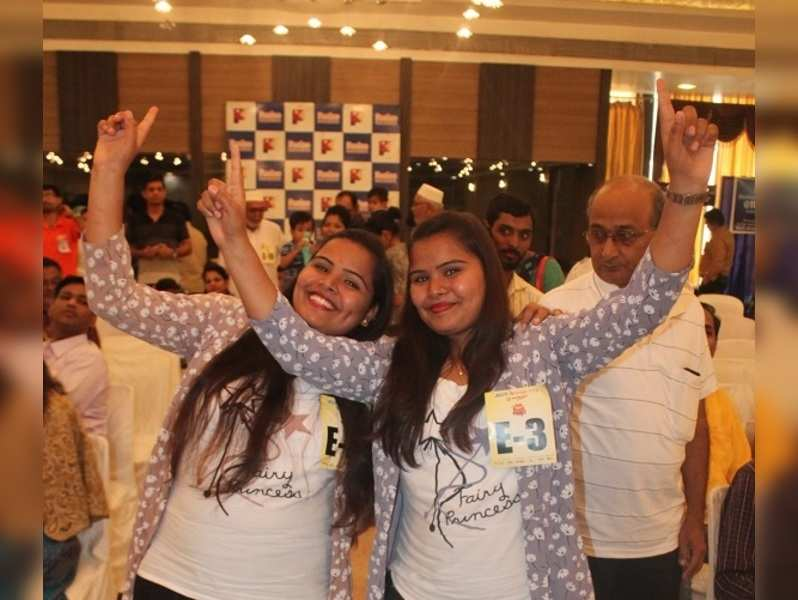 Nagpur twins enjoy the spotlight